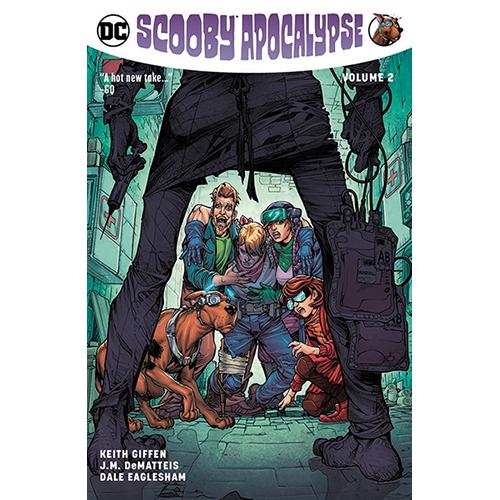 Scooby Apocalypse TP Vol 02