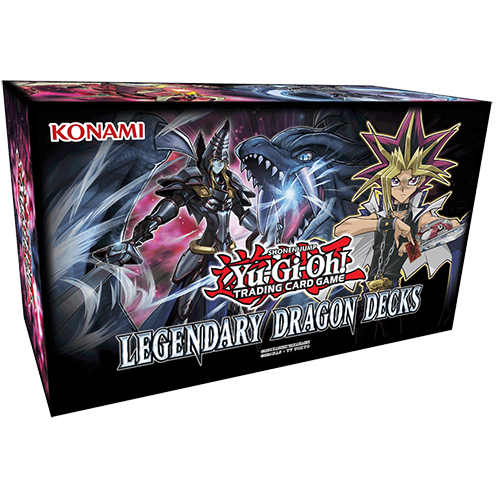 Yu-Gi-Oh!: Legendary Dragon Decks imagine