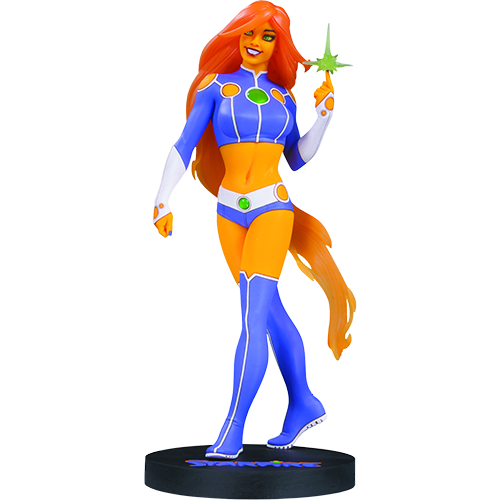 Figurina: DC Designer Series Starfire by Amanda Connor