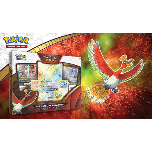 Pokemon Trading Card Game: Shining Legends Premium Powers Collection