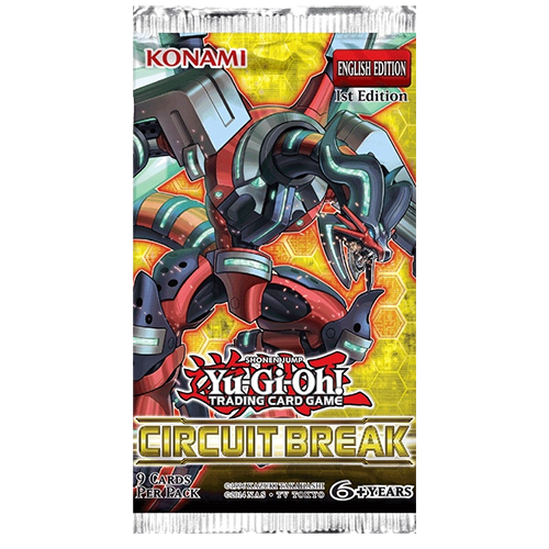 Yu-Gi-Oh!: Circuit Break 1st Edition - Booster Pack imagine