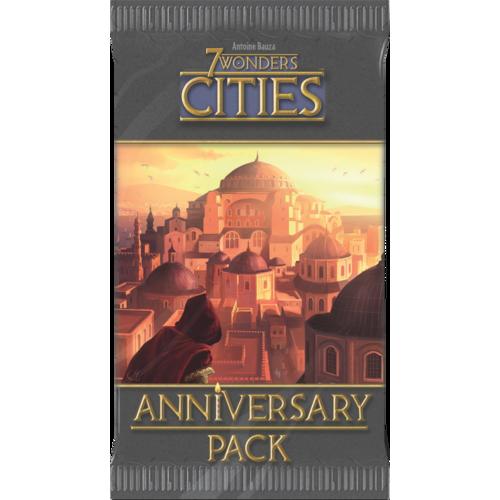 7 Wonders: Cities Anniversary Pack imagine