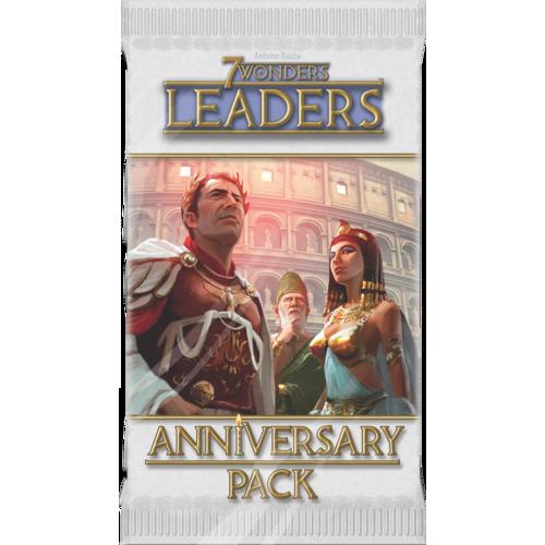 7 Wonders: Leaders Anniversary Pack imagine