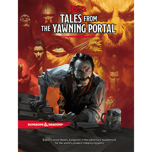 Dungeons & Dragons Core Rulebook: Tales From the Yawning Portal