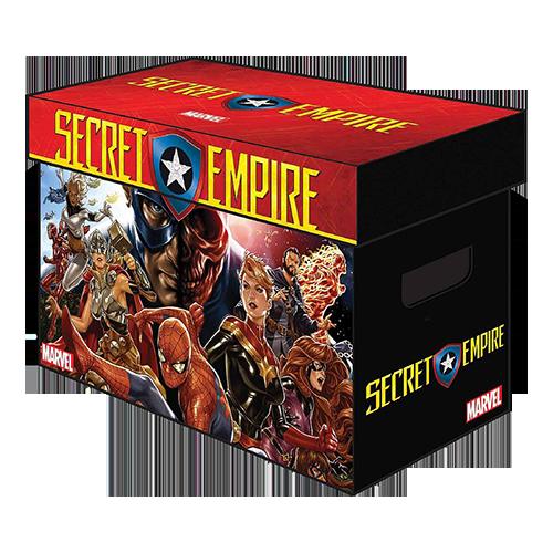 Cutie depozitare comics: Marvel Secret Empire