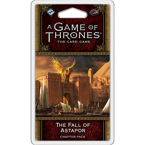 A Game of Thrones: The Card Game (editia a doua) - The Fall of Astapor imagine
