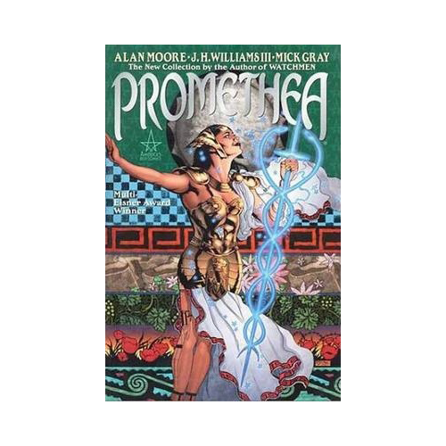 Promethea TP Book 01