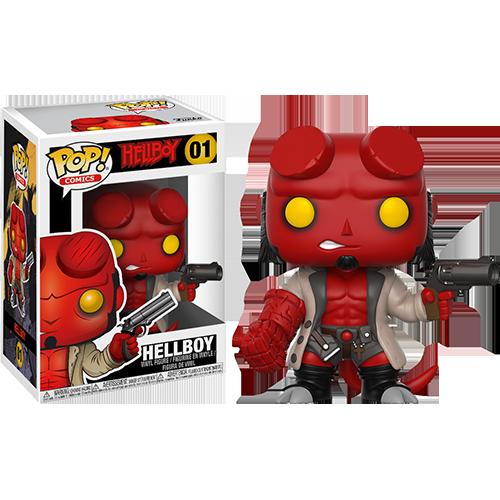 Funko Pop: Hellboy - Hellboy imagine