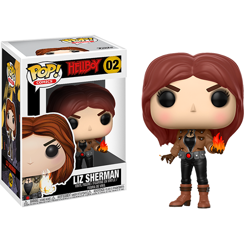 Funko Pop: Hellboy - Liz Sherman imagine