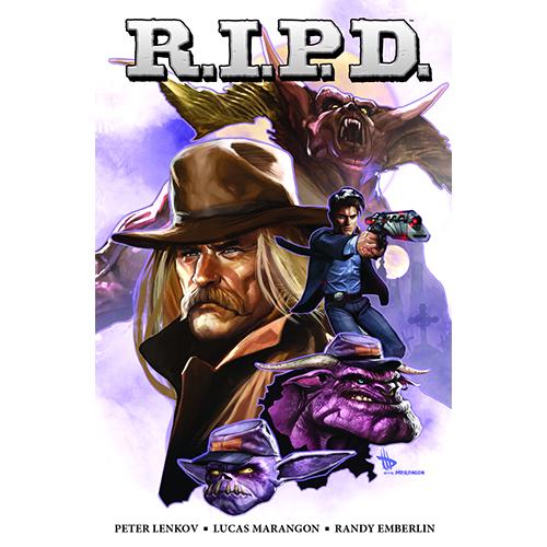 RIPD TP Vol 01