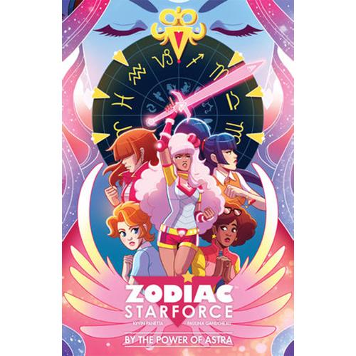 Zodiac Starforce TP Vol 01 Power of Astra imagine