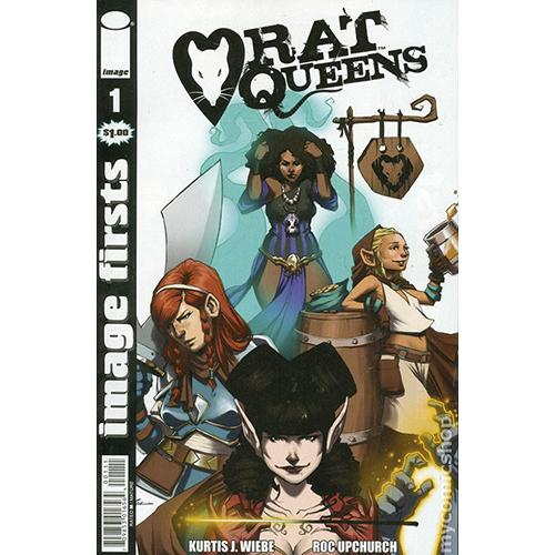 Image Firsts Rat Queens 1