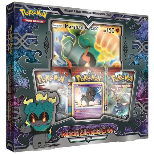 Pokemon Trading Card Game: Marshadow Box