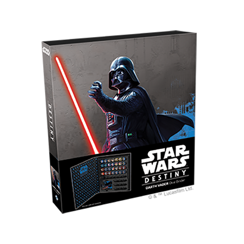 Star Wars: Destiny - Darth Vader Dice Binder