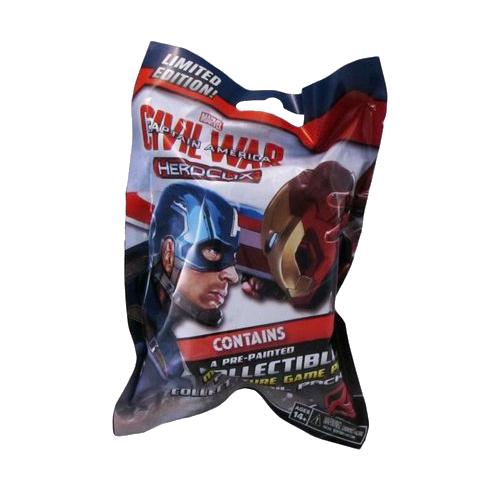 Marvel HeroClix - Captain America Civil War Gravity Feed