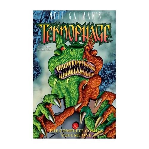 Neil Gaiman's Teknophage 1