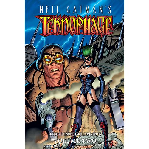 Neil Gaiman's Teknophage 2