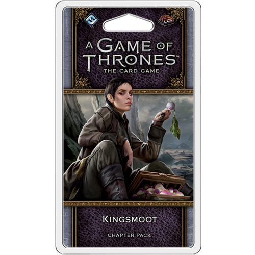 A Game of Thrones: The Card Game (editia a doua) - Kingsmoot imagine