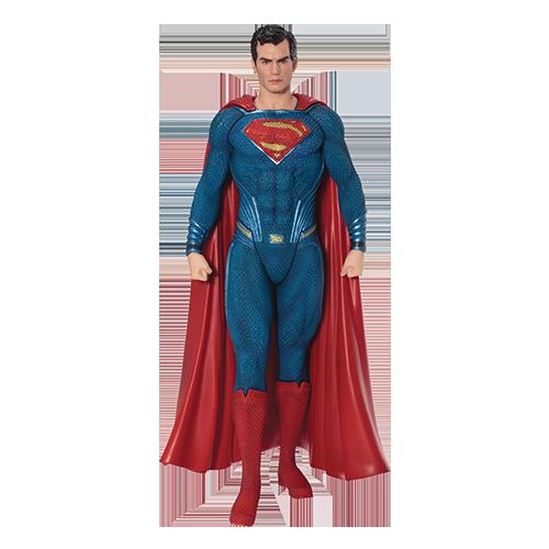 Figurina: Justice League Movie Superman Artfx+