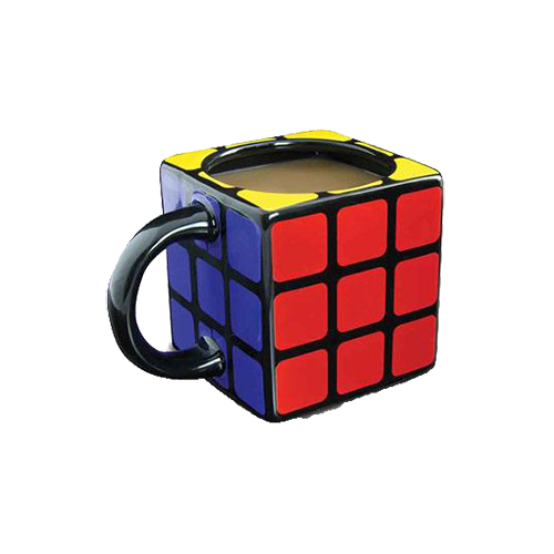 Cană: Rubik Cube imagine