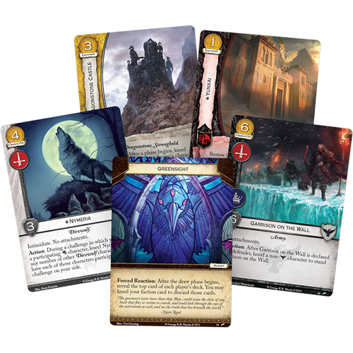 A Game of Thrones: The Card Game (editia a doua) - Favor of the Old Gods - 1