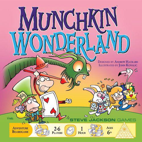 Munchkin - Wonderland imagine