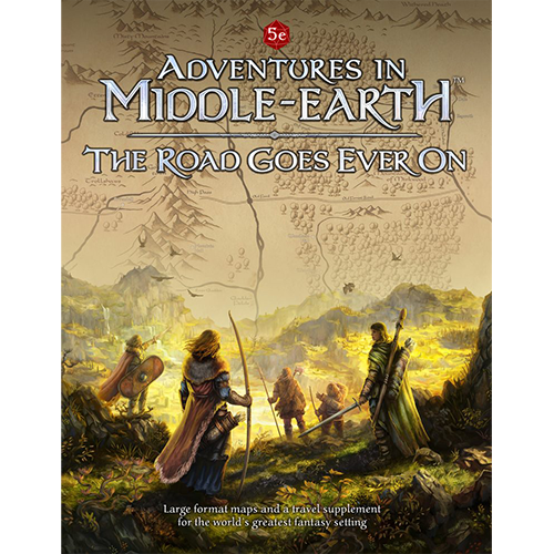 Adventures in Middle-earth: The Road Goes Ever On imagine