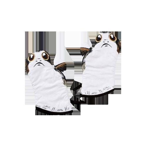 Mănuși pentru cuptor: Star Wars VIII - Porgs