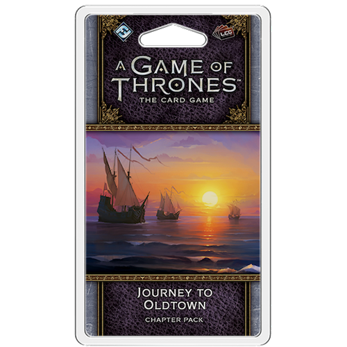 A Game of Thrones: The Card Game (editia a doua) - Journey To Old Town imagine