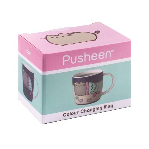 Cană termosensibilă - Pusheen