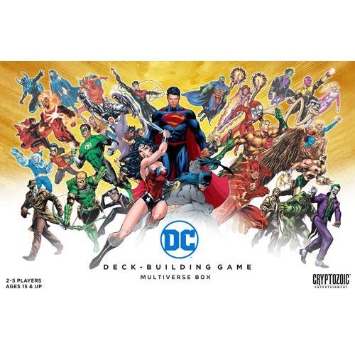 DC Comics Deck-building Multiverse Box