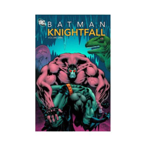 Batman Knightfall TP Vol 01 (New Edition)