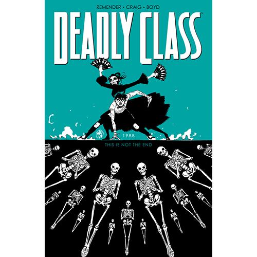 Deadly Class TP Vol 06 imagine