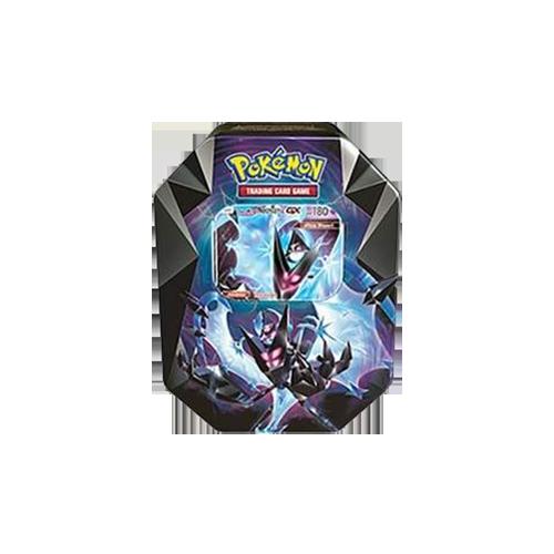 Pokemon Trading Card Game: Necrozma Prism Tin - Dawn Wings Necrozma-GX