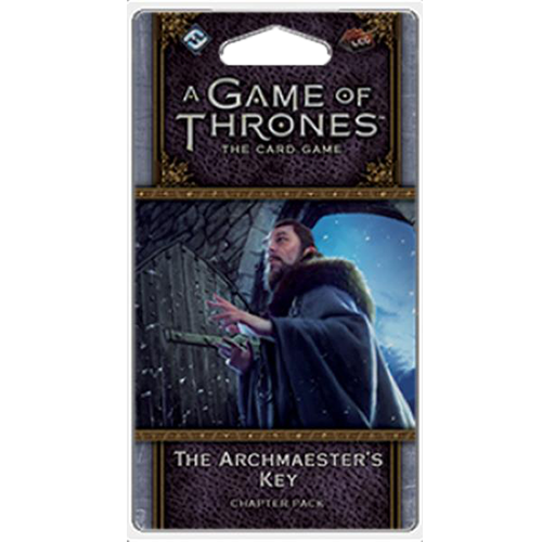 A Game of Thrones: The Card Game (editia a doua) - The Archmaester's Key imagine