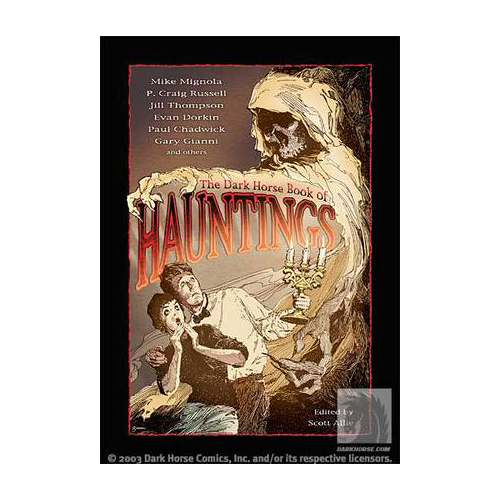 Dark Horse Book of Hauntings HC