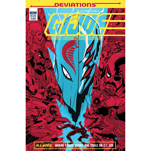 GI Joe Deviations