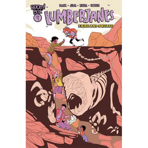 Lumberjanes Faire and Square 1