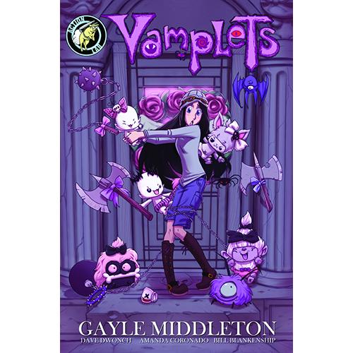 Vamplets Nightmare Nursery HC Book 01