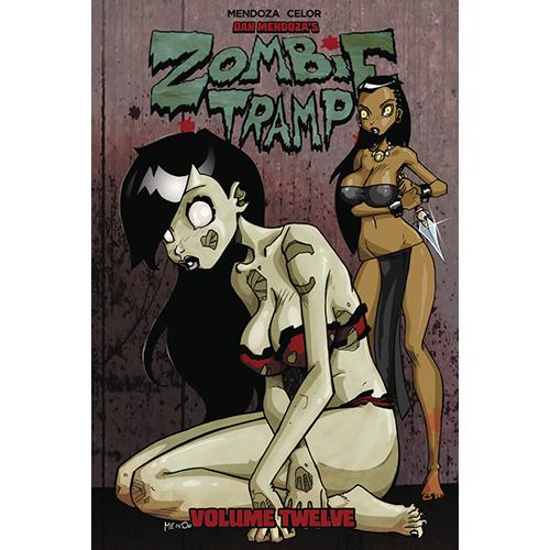 Zombie Tramp TP Vol 12 Voodoovixen Death Match imagine