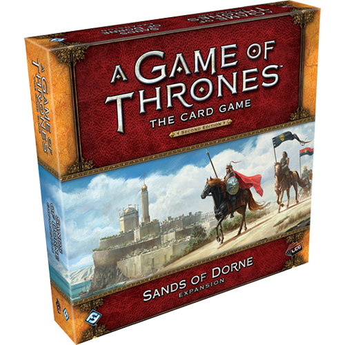 A Game of Thrones: The Card Game (editia a doua) – Sands of Dorne