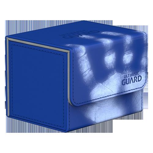 Ultimate Guard SideWinder: 100+ Standard Size ChromiaSkin Galben