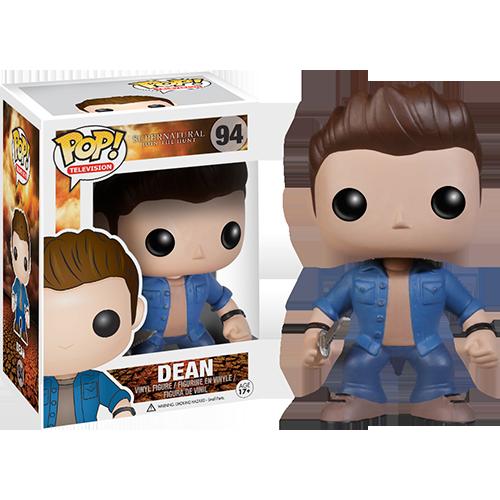 Funko Pop: Supernatural - Dean Winchester