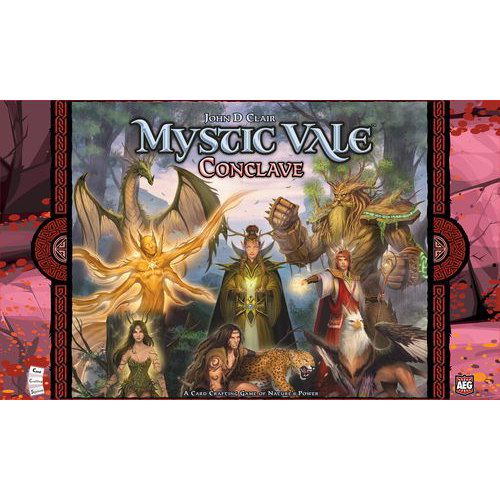 Mystic Vale: Conclave Expansion Collector Box