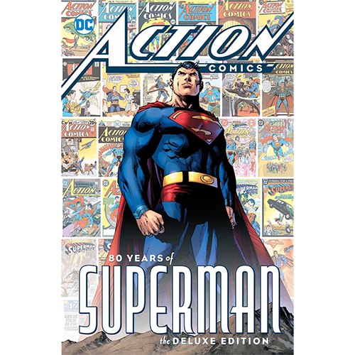 Action Comics 80 Years of Superman HC imagine