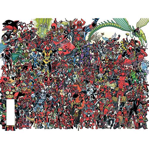 Poster: Deadpool 300 by Koblish