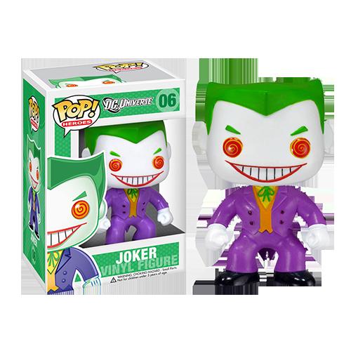 Funko Pop: DC Comics - Joker imagine