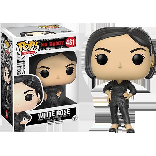 Funko Pop: Mr. Robot - White Rose