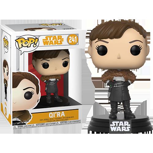 Funko Pop: Star Wars: Solo - Qi'Ra