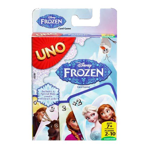 Uno: Frozen imagine